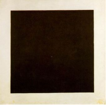 'Black Square', Malevich, 1913
