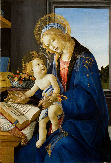 Sandro_Botticelli_-_The_Virgin_and_Child_(The_Madonna_of_the_Book)_-_Google_Art_Project