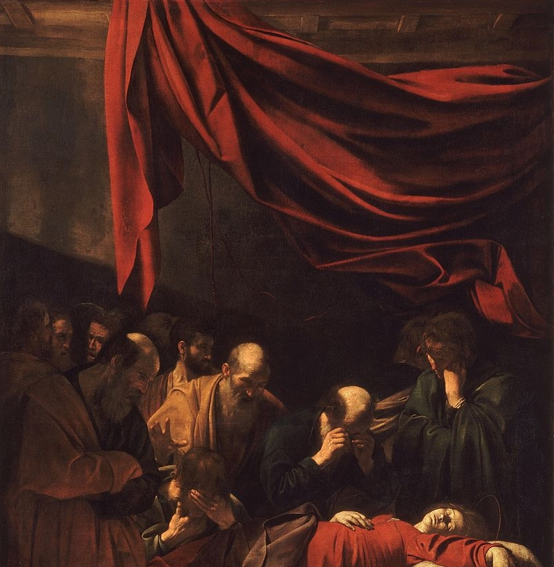 800px-Death_of_the_Virgin-Caravaggio_(1607) - Copy