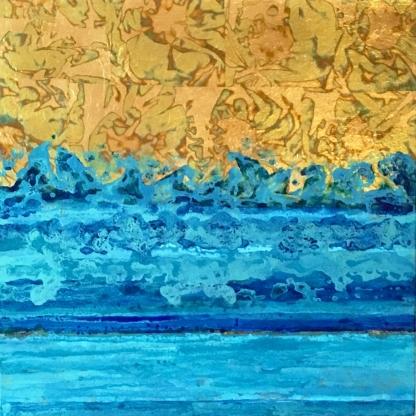 'Variegated Hokusai'
